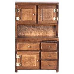 Cupboard/Walnut