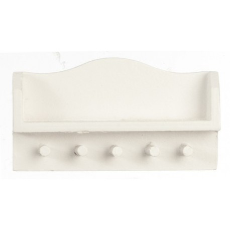 Kitchen Wall Shelf/white