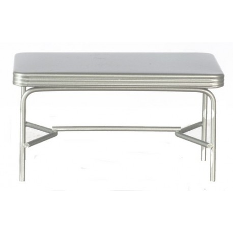1950's Silver Table