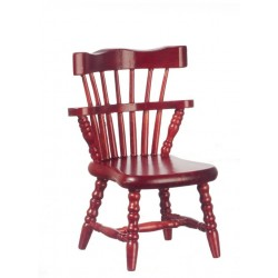 Windsor Chair/Mahogany