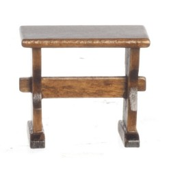 Nook Trestle Bench/short