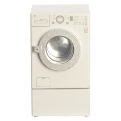 Modern Front Load Washer/wht