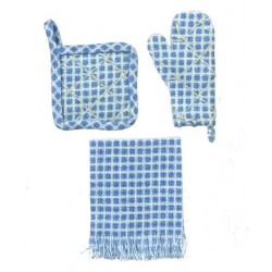 Pot Holders/3/blue