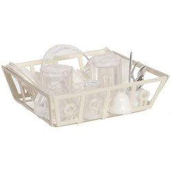 Sup Dish Drainer w/o Towl
