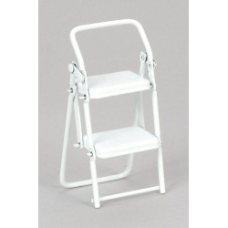 Ladder Stool/white