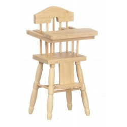 High Chair/oak