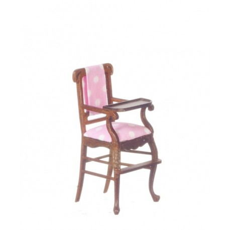 Windsor High Chair/Walnut