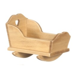 Cradle/2in/oak