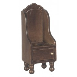 Victorian Potty Chair/Walnut