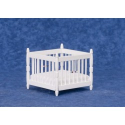 White Playpen/white/cb