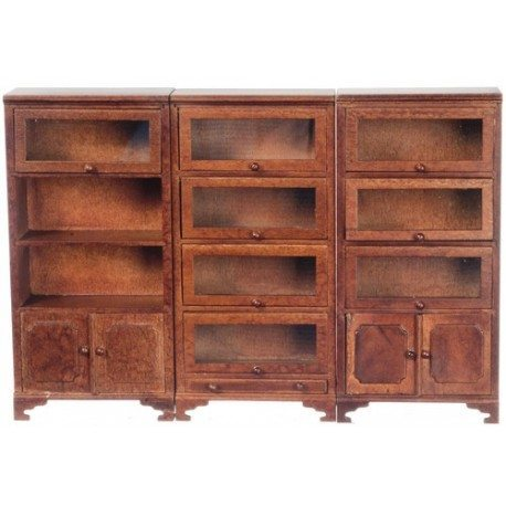 Lawyers Bookcases/3/waln