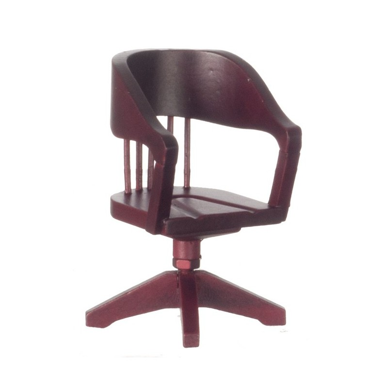 desk chair mahogany dollhouse office desks superior