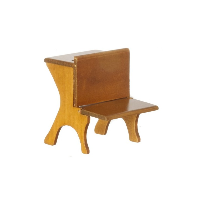 school desk walnut dollhouse office desks superior