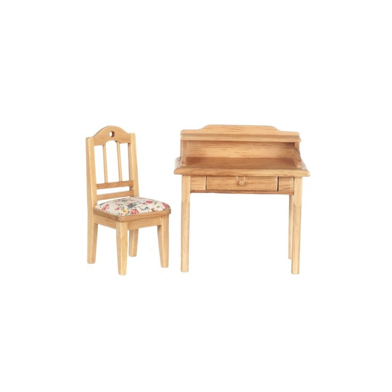 small desk chair oak dollhouse office desks superior