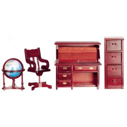 Office Set/4/Mahoganyany