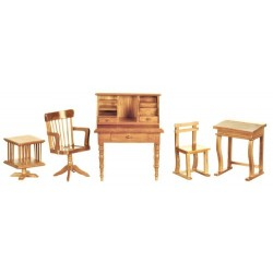Office Set/5/oak