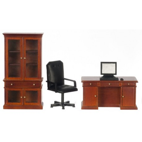dollhouse furniture office library furniture office sets