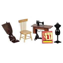 Sewing Room Set w/accessories