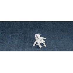 Outdoor Chair/white
