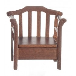 Garden Chair/Walnut