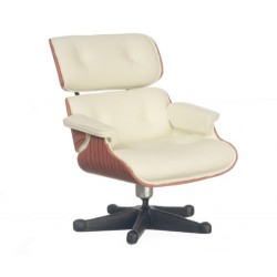 Lounge Chair/eames/56/wht
