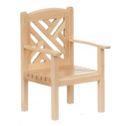 Garden Chair/oak/cb