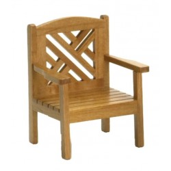 Garden Chair/maple