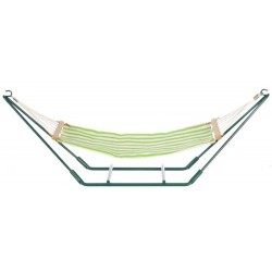 Hammock/green Stripe