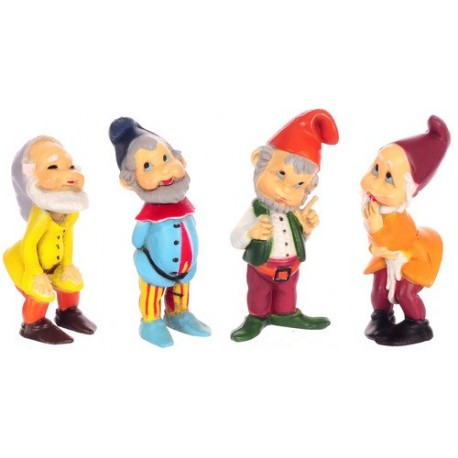 3in Gnomes/assorted
