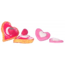 Heart Cookie Shape/4 Astd