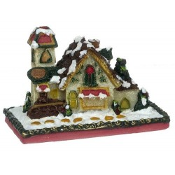 1in Gingerbread House