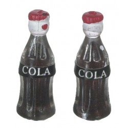 Soda Bottles/set/2