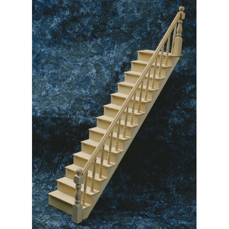 Straight Stair Kit Dollhouse Stairs Superior Dollhouse