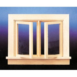 Adaptable Tudor Panes Dollhouse Windows Superior