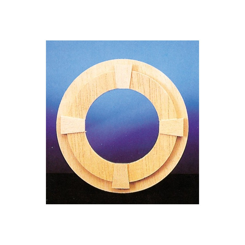 Circle Window W/trim : Dollhouse Windows : Superior ...
