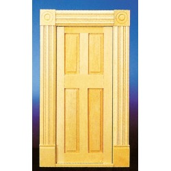 Fancy Door w/trim