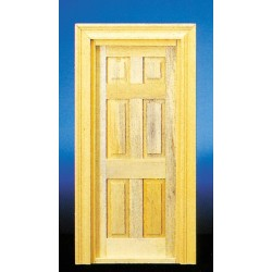 Traditional 6-panel Door