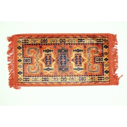 Shirvan Carpet/rust/6x14*