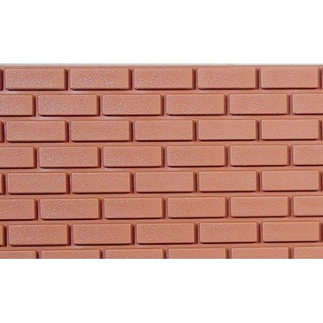 1inch plastic wall brick dollhouse siding superior for 1 2 inch brick veneer