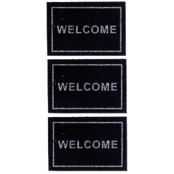 Welcome Mats/black/3