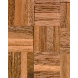 4-finger Parquet Floor 6'x8'