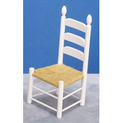 Shaker Side Chair  White