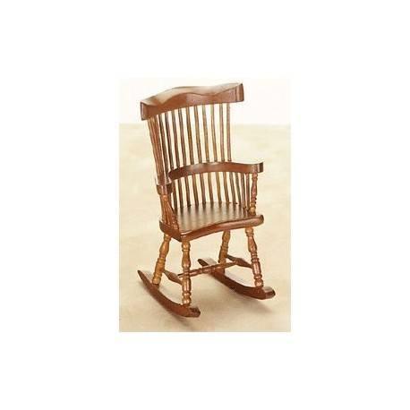 Walnut Windsor Rocker