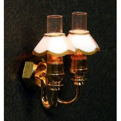 Golden Era Dual Sconce