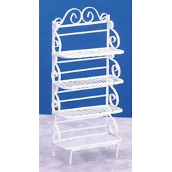 Bakers Rack White