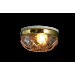 Clear Ceiling Light/12v