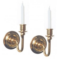 Candle Sconce/non-el/2pcs