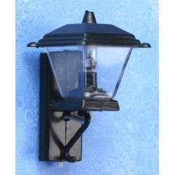 Black Coach Lamp/12v