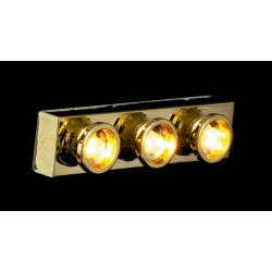 3-bulb Strip Light/12v
