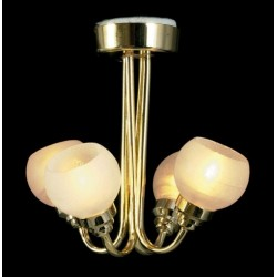 4-light Chandelier/12v